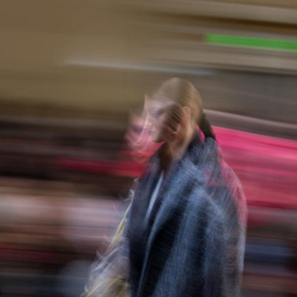 Fashion models walk the runway during the Academy of Art University Graduation Fashion Show, May 10 and 11, 2019, at 625 Polk Street, San Francisco. photo: Steve Phipps/FAMAMOCA. Copyright © FAMAMOCA LLC 2019. All Rights Reserved.