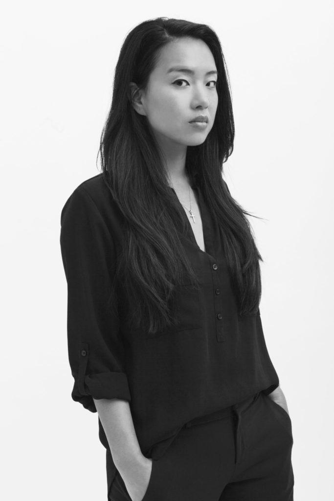 Hanbit Ku, MFA Fashion Design. Photography by Danielle Rueda