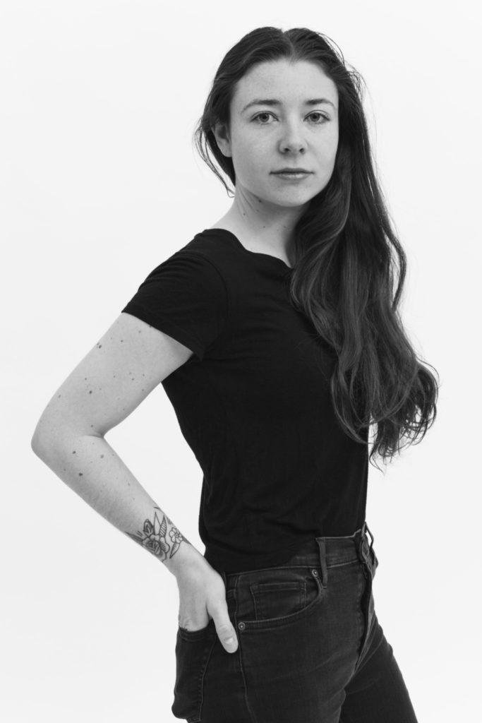 Mariana Gorey, MFA Fashion Design. Photography: Danielle Rueda