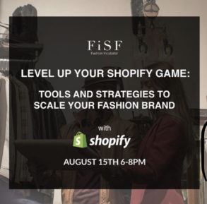 FiSF and Shopify Workshop