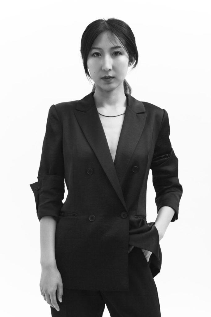 Yi Pan, MFA Fashion Design. Photography by Danielle Rueda