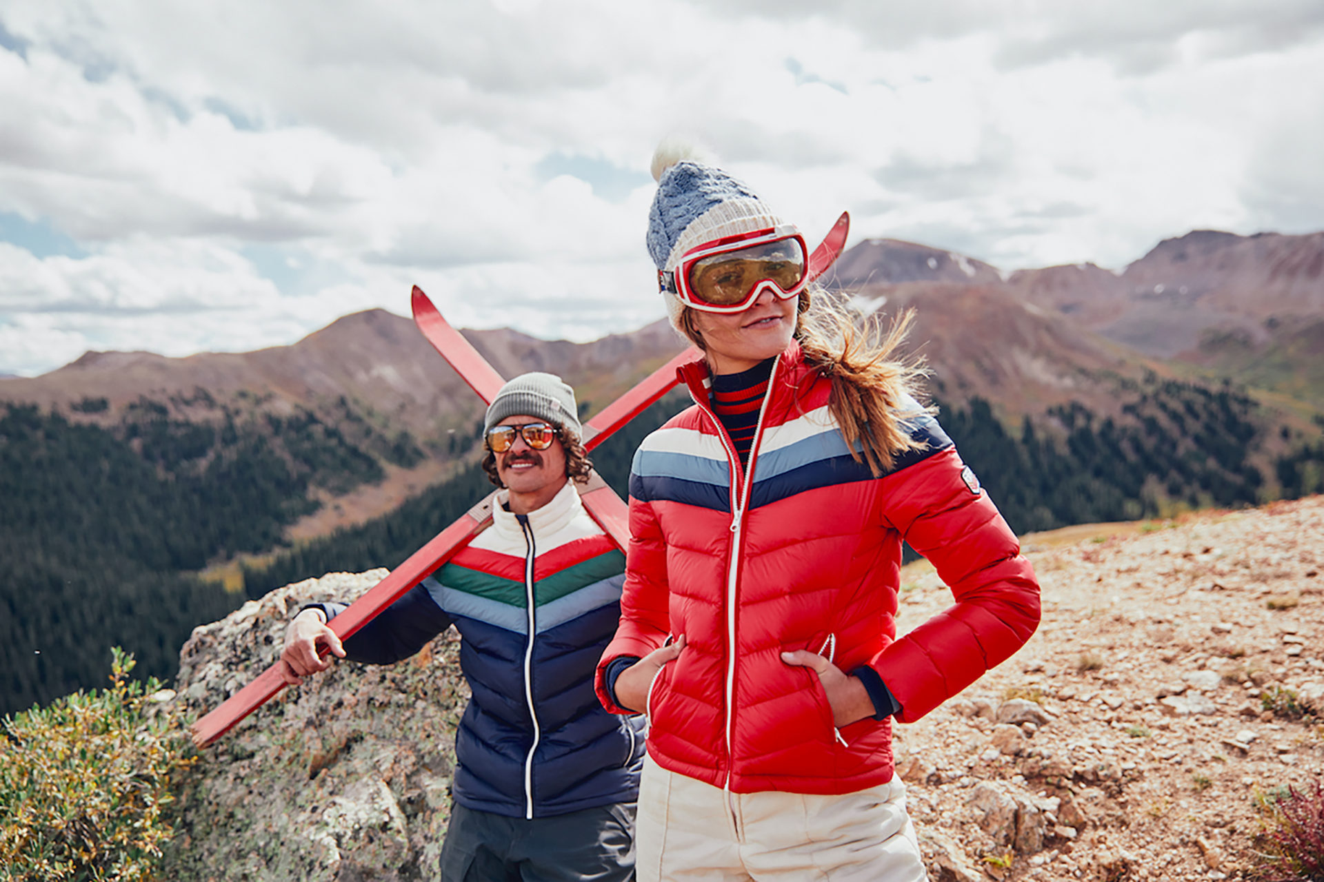 Marine Layer 70s Men's and Women's Outerwear